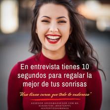 La mejor de tus sonrisas