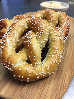 House Made Pretzels & Bier Cheese