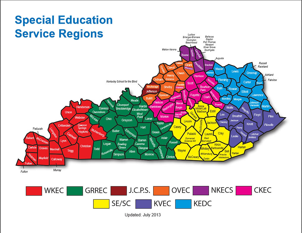 Kentucky Special Education Coopertive Ma