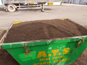 Topsoil for Sale | Colchester | ATS Skip Hire