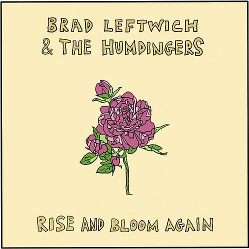 """CD: """"Rise and Bloom Again"""""""