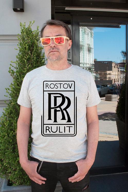"""ФУТБОЛКА """"ROSTOV RULIT"""""""