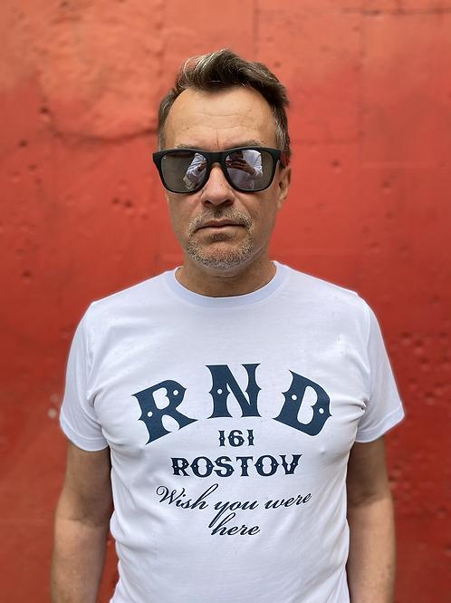 "ФУТБОЛКА «R N D"""