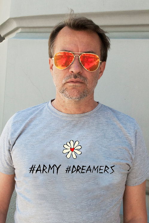 "ФУТБОЛКА ""ARMY DREAMERS"""