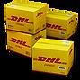 DHl, Pakete