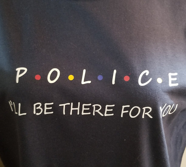 Hoodie Police ill be there for you
