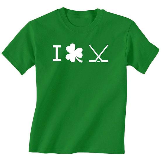 Tshirt 4leef clover hockey