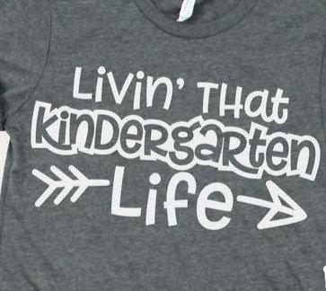 Livin that Kindergarten Life