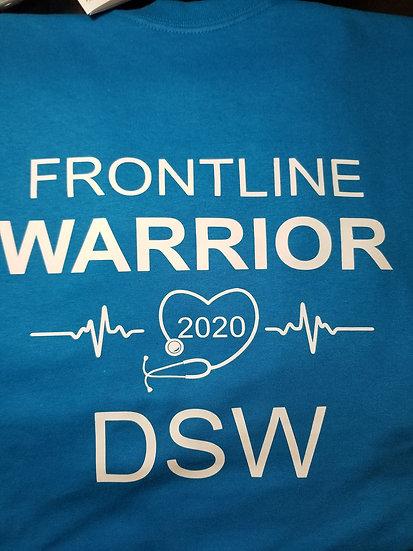 Frontline DSW Hoodie