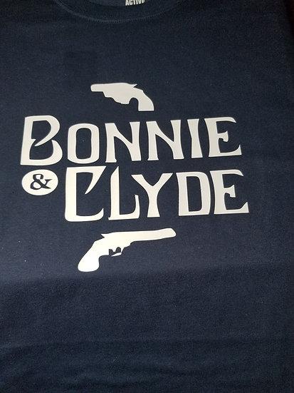 Bonnie and Clyde Tshirt