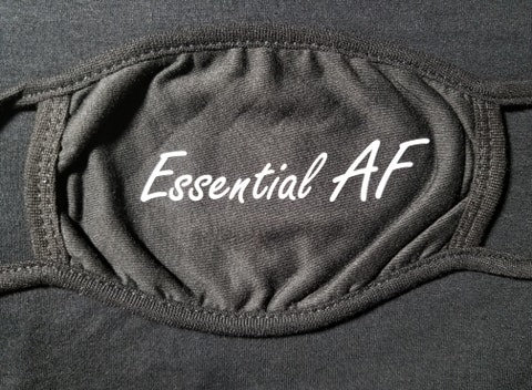 Essential AF Face mask