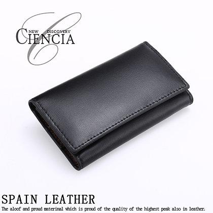 CIENCIA/スペインレザーキーケース