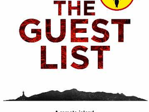 The Guest List Book: As Storm Unleashes Its Fury On The Island, Everyone Is Trapped