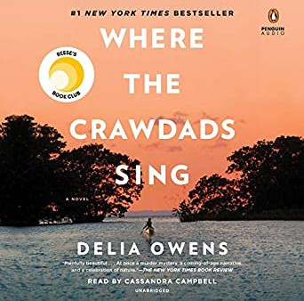 Where the Crawdads Sing: Beautiful And Surprising Story tale