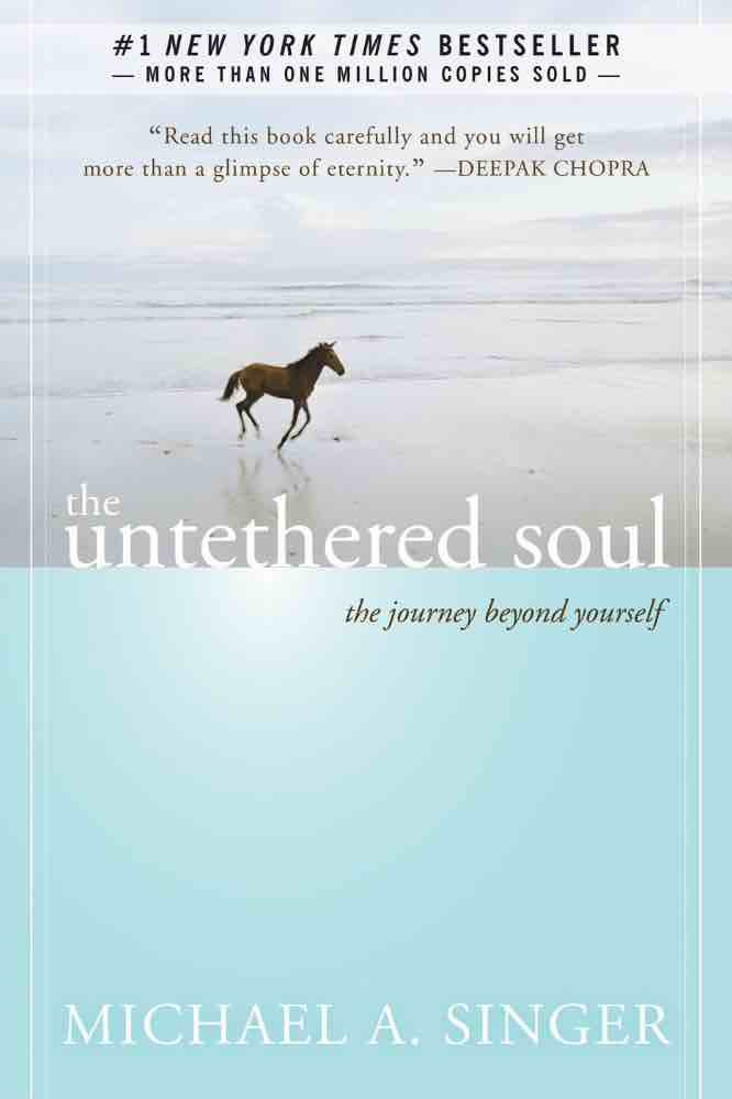 The Untethered Soul: The Journey Beyond Yourself | Find Answers To Elusive Self Questions