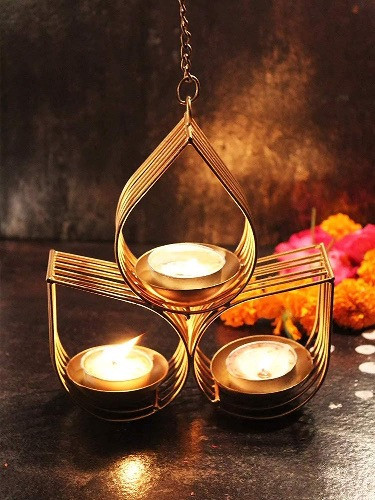 Decorative Tea Lights: Interior Design Styles To Brighten Up Dull And Boring Ambience