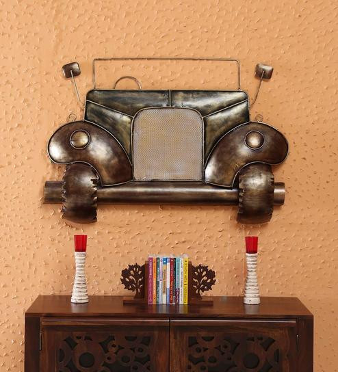 Vintage Jeep Car Wall Decor Hanging | Reflect The Creative Side