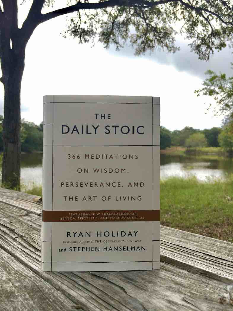 The Daily Stoic: 366 Meditations   Inspirational Daily Doses of Classic Wisdom