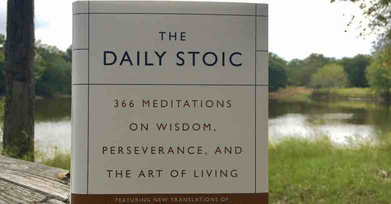 The Daily Stoic: 366 Meditations For Daily Inspirational Doses