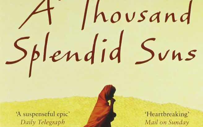 A Thousand Splendid Suns: Bestseller Contemporary Novel