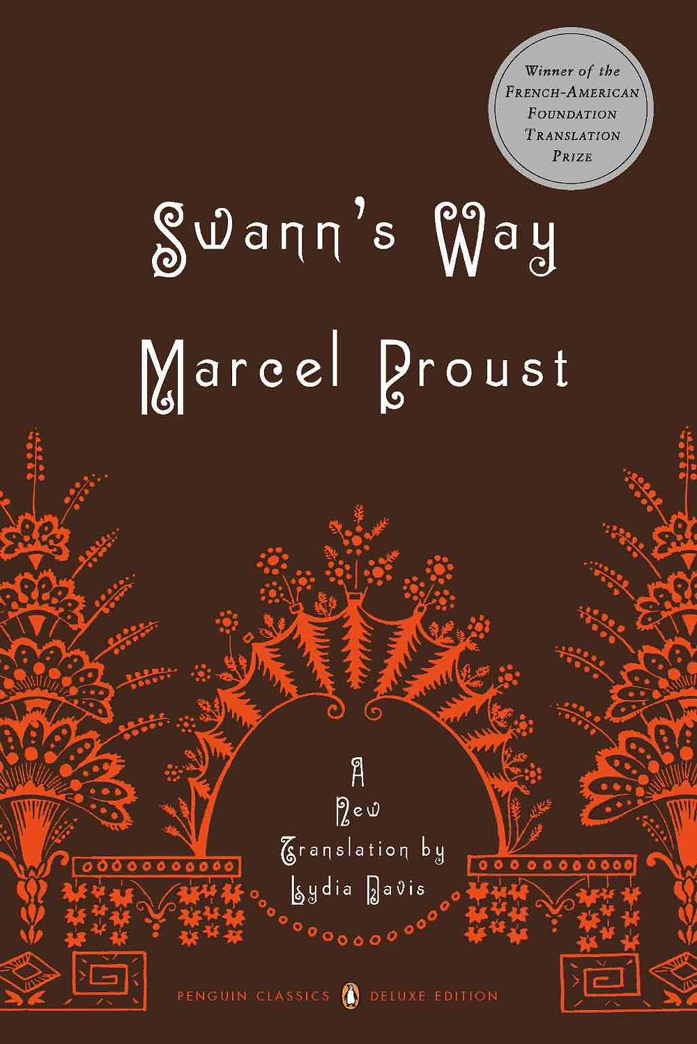 Swann's Way: In Search of Lost Time   One of The Greatest Novels