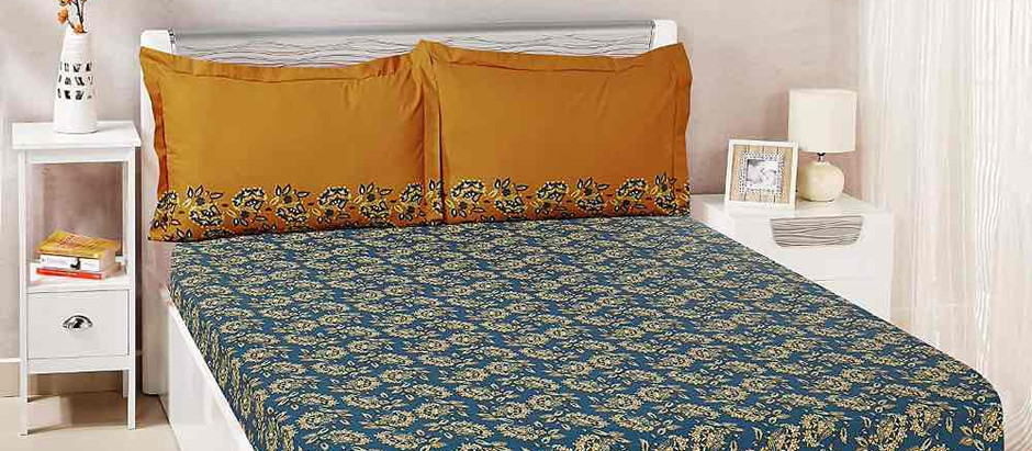 Cotton Bedsheet: Create A Unique Style For Your Home
