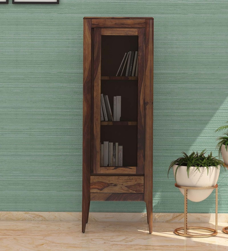 Wood Bookcase   Bookshelf: Clean But Classy Geometric Look To House Or Modern Office Furniture