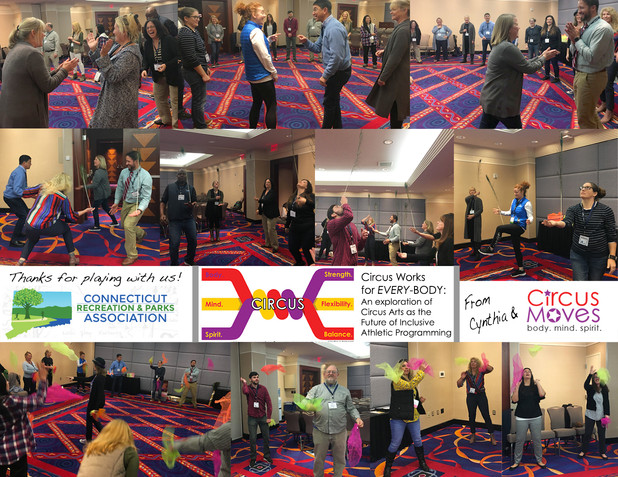 CT Parks & Rec Conference