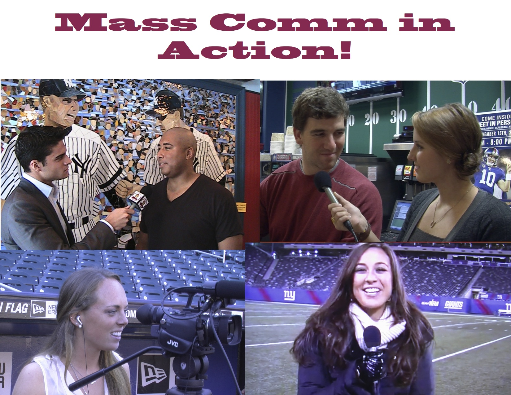 Mass Comm in Action Cover Photo