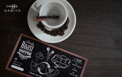 Coffee Cup Leaflet