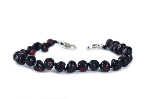 Children's Cherry Adjustable Anklet