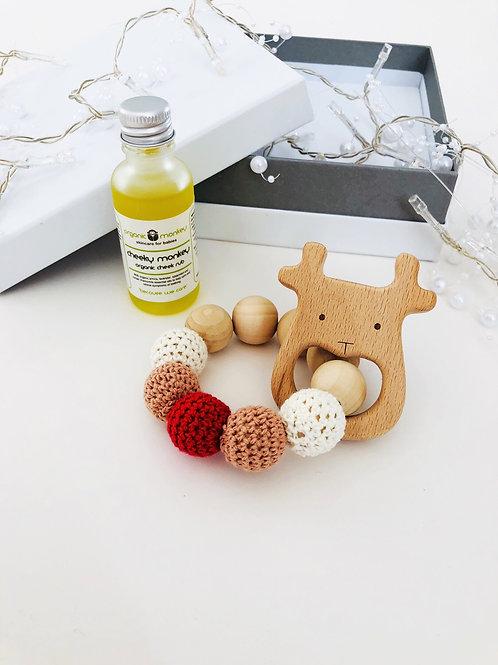 Cheeky Monkey Gift Set