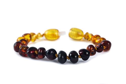Ombre Baltic Amber Anklet/Bracelet