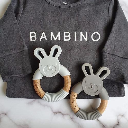 Bertie Bunny Teething Toy