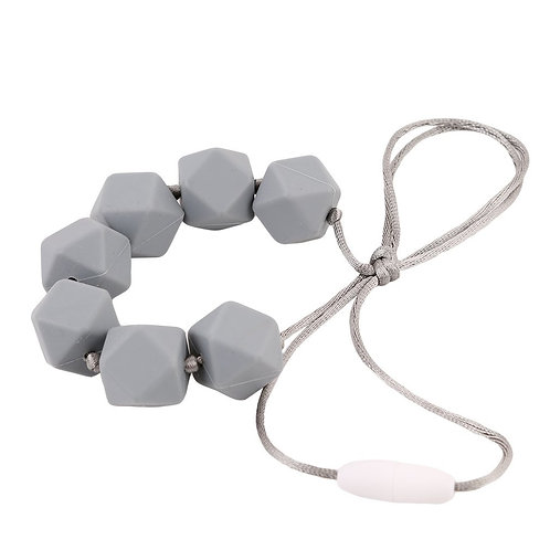 Chewable Teething Necklace For Stylish Mummy's