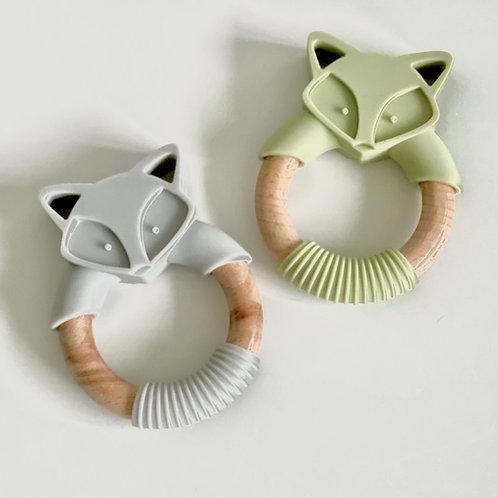 Finley Fox Teething Toy