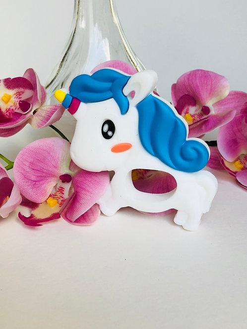 Silicone Unicorn Teether