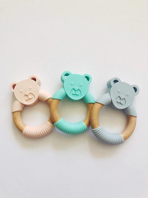 Buddy Bear Teething Toy