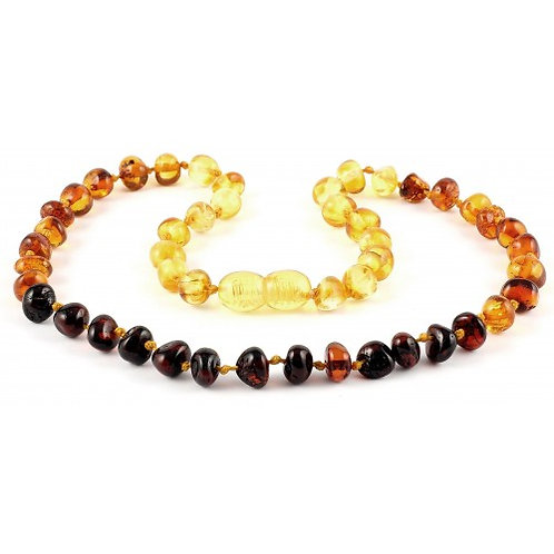 Ombre Amber Necklace