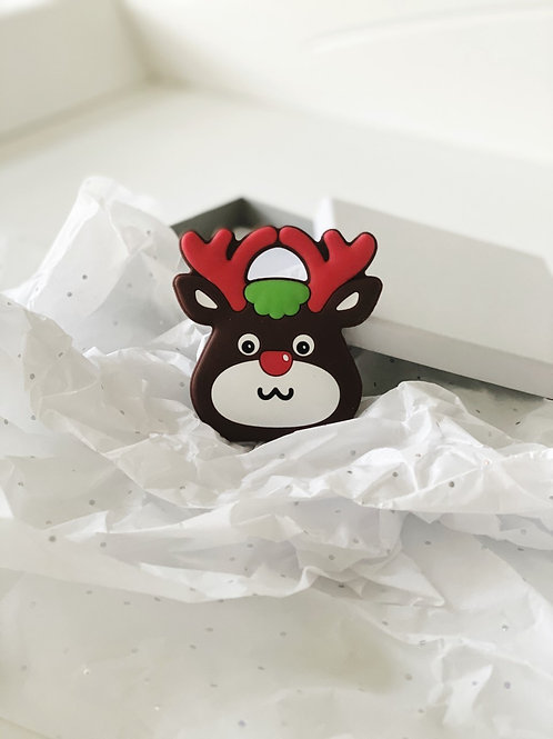 Rudi Reindeer Teether