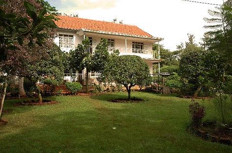 Busoga Trust Guest House Jinja