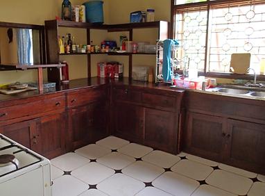 Kitchen, Busoga Trust Guest House, Jinja