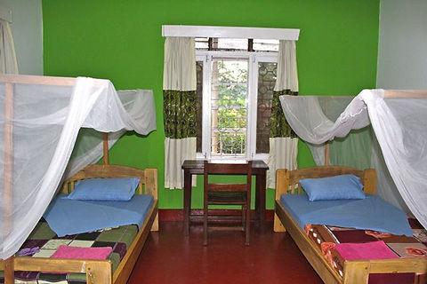 Bedroom,Busoga Trust Guest House, Jinja