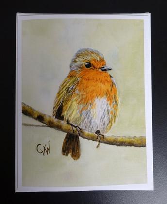 """Birds"" Note Cards_2"