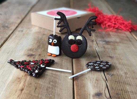 The DAIRY FREE Jolly Christmas Kit