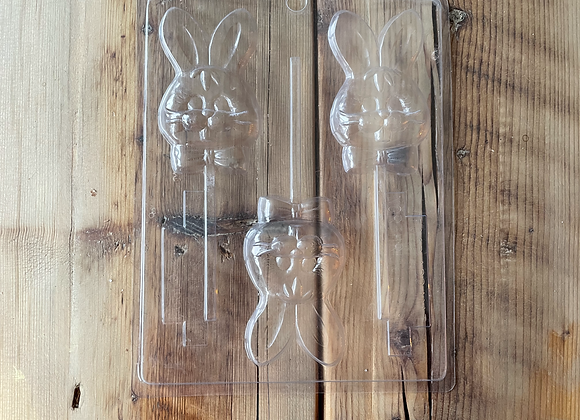 Bunny lolly Chocolate mould