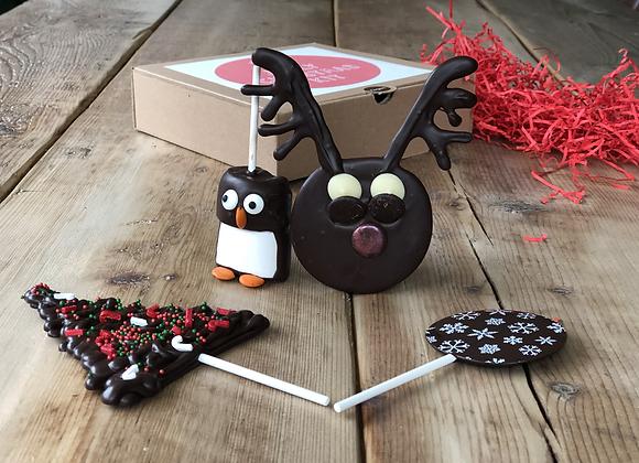 The VEGAN Jolly Christmas Kit