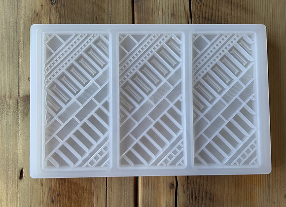 Polycarbonate Bar Chocolate mould