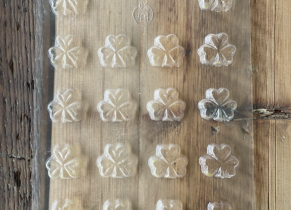 Clover Chocolate mould