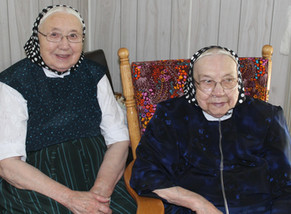How Hutterites Care for Their Elderly